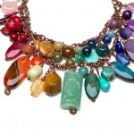 Semi-precious Gemstones All in a Row!