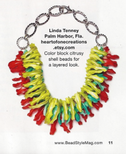 Bead Style Feature Feb. 2015